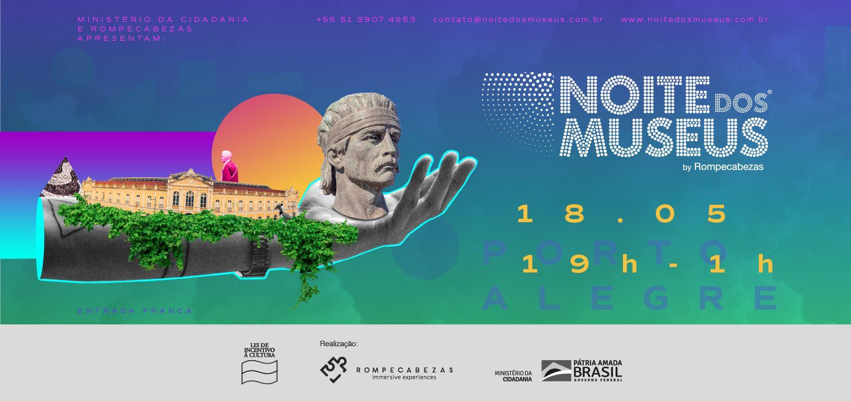 4º EDIÇÃO DA NOITE DOS MUSEUS